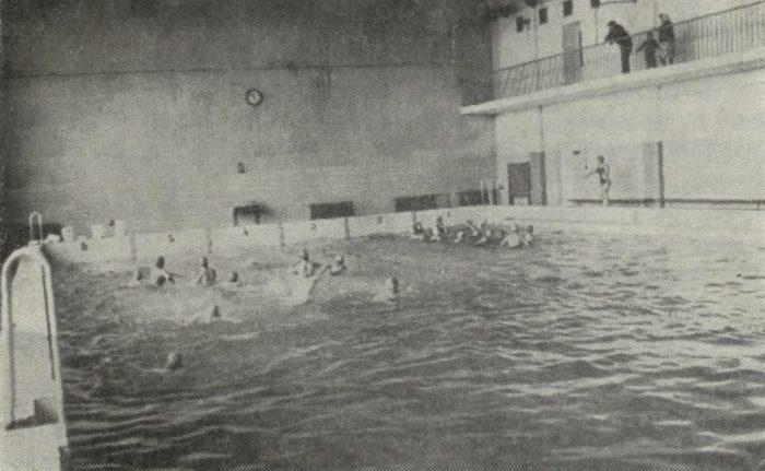 Бассейн Волна Дата 70-е годы XX века
