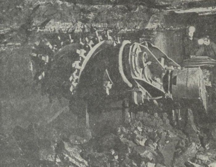 Добыча угля Дата 70-е годы XX века