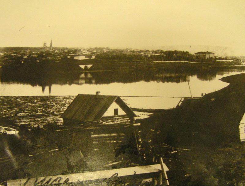 Кизеловский пруд