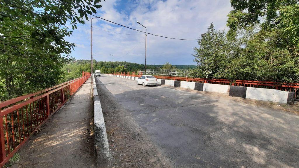 Кизеловский мост.Дата: 20.07.2021 г.
